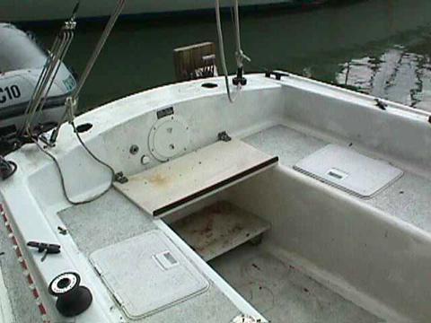 HMS 18 For Baja Sailing